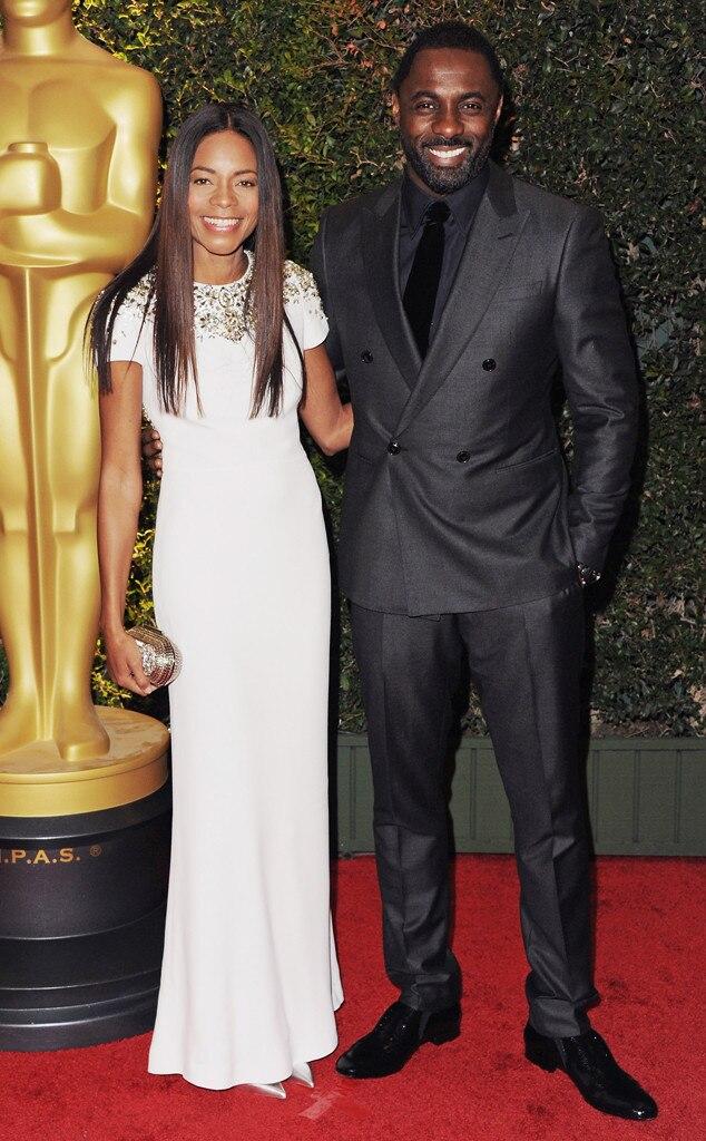 Naomie Harris, Idris Elba