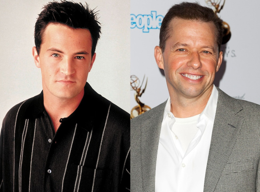 Matthew Perry, Jon Cryer, Friends