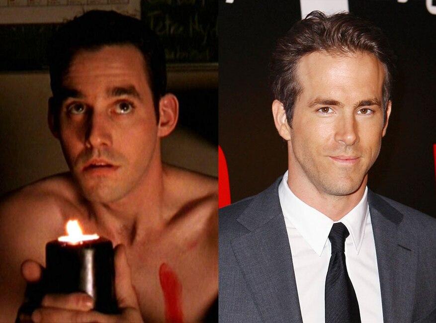 Ryan Reynolds, Nicholas Brendon, Buffy the Vampire Slayer
