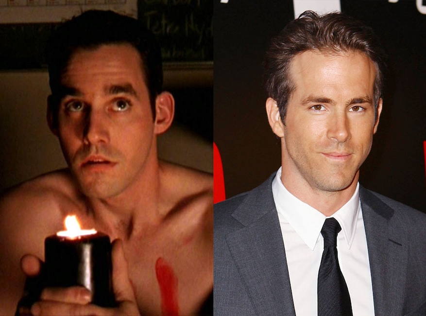 Ryan Reynolds, Nicholas Brendon, Buffy the Vampire Slayer