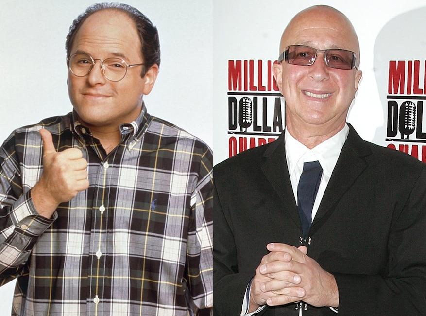 Jason Alexander, Paul Schaffer, Seinfeld