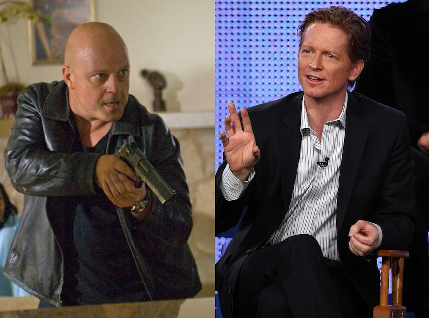 Eric Stoltz, Michael Chiklis, The Shield