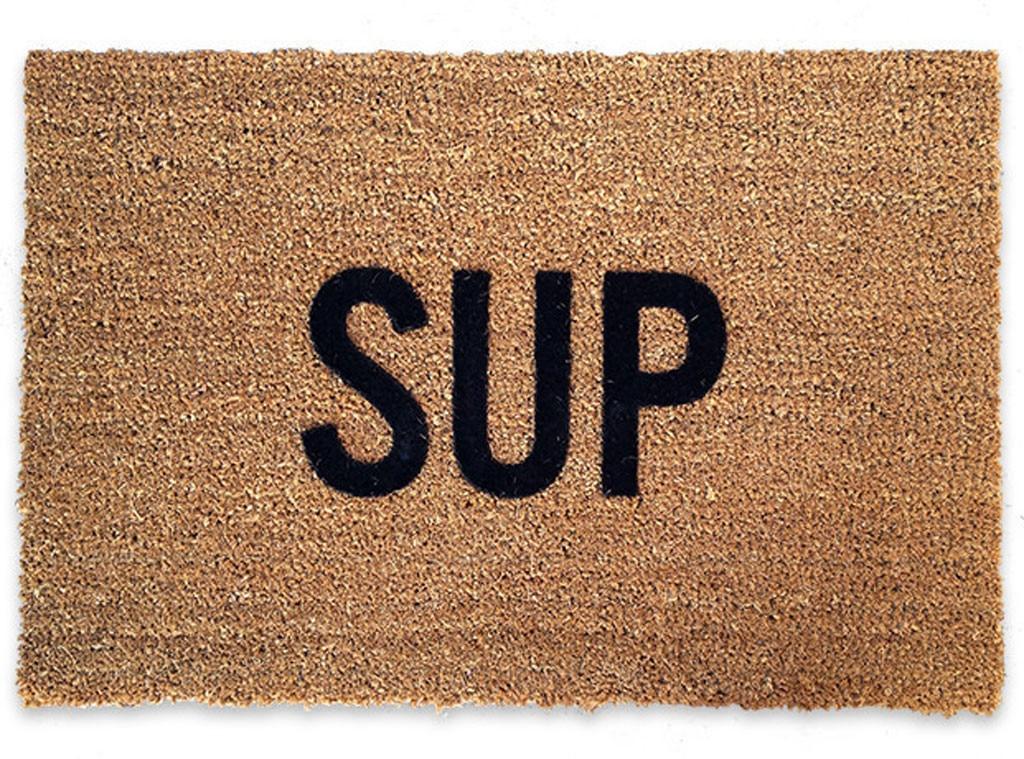 GOOP Gift Guide, Sup Doormat