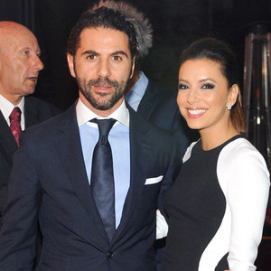 Jose Antonio Baston, Eva Longoria