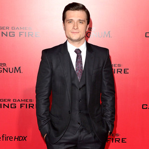 Josh Hutcherson, The Hunger Games: Catching Fire' at Nokia