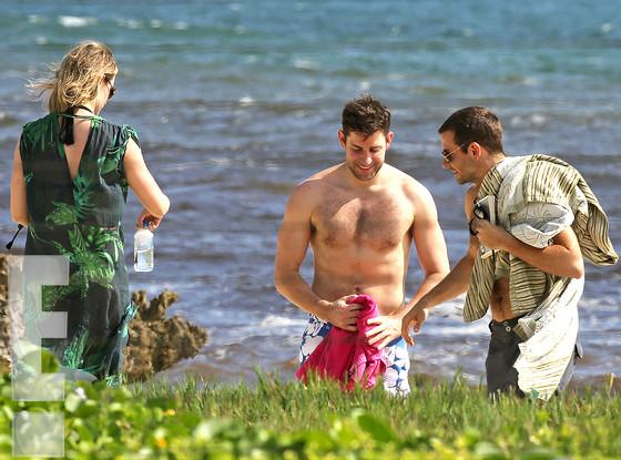 Bradley Cooper, Emily Blunt, John Krasinski