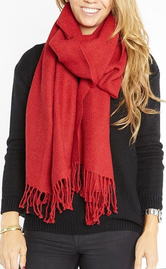 Lauren Conrad Gift Guide, Alpaca Knit Scarf