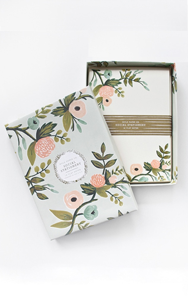 Lauren Conrad Gift Guide,  Rifle Paper Co. Stationary