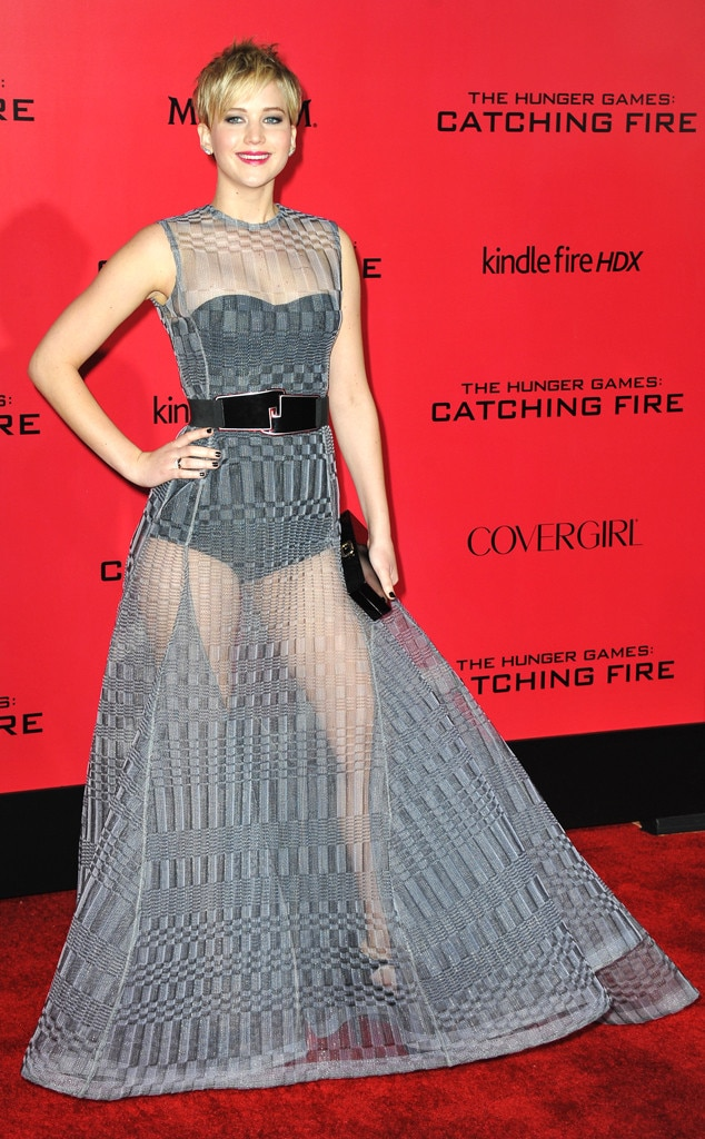 Jennifer Lawrence, The Hunger Games: Catching Fire
