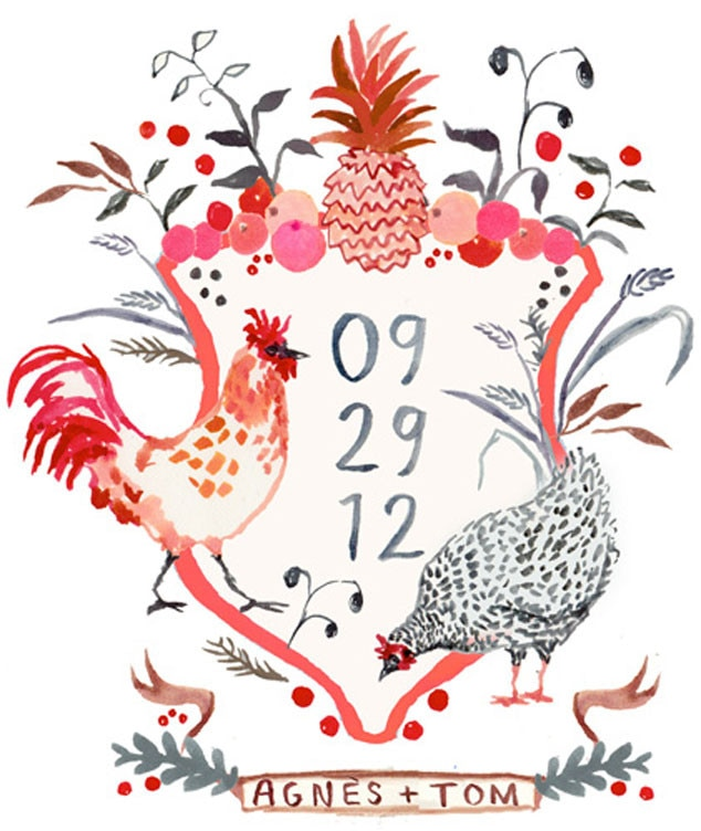GOOP Gift Guide, Customary Coat of Arms