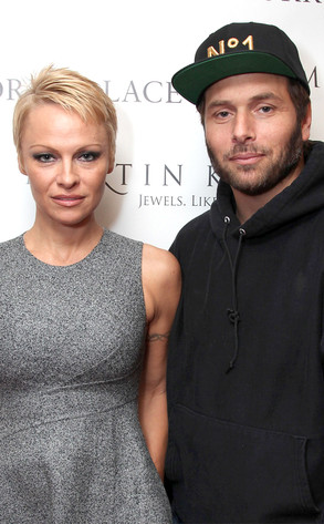 Pamela Anderson, Rick Solomon