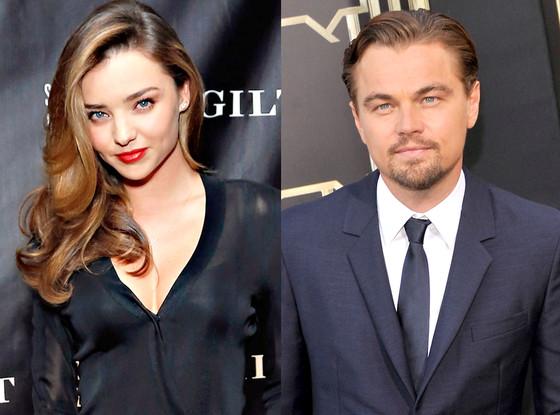 Miranda Kerr, Leonardo DiCaprio
