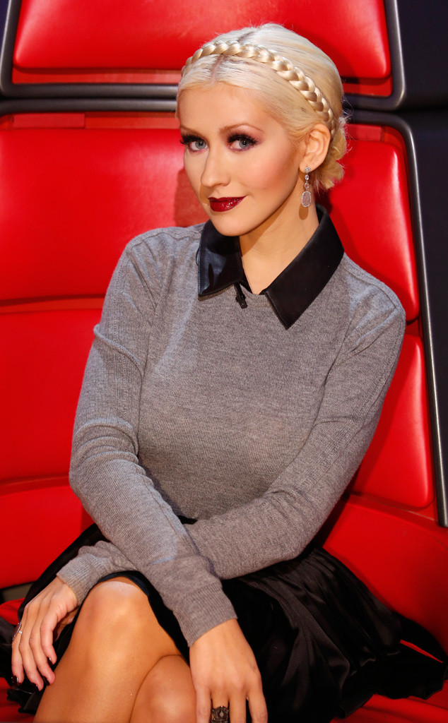 Christina Aguilera, The Voice