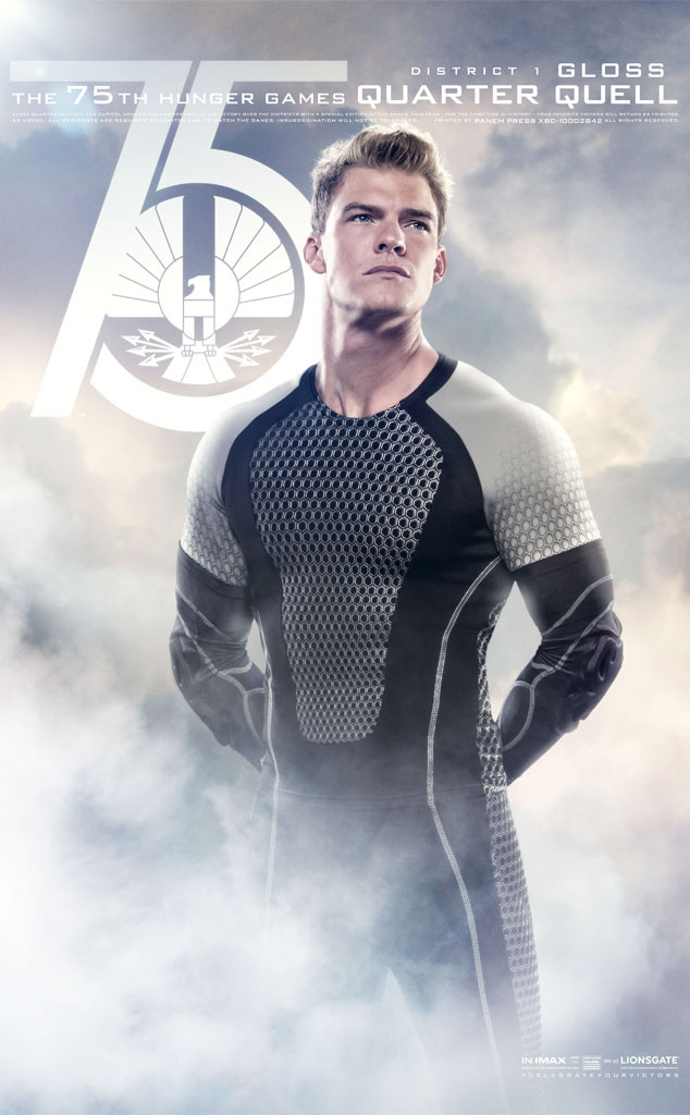 Alan Ritchson, Hunger Games: Catching Fire