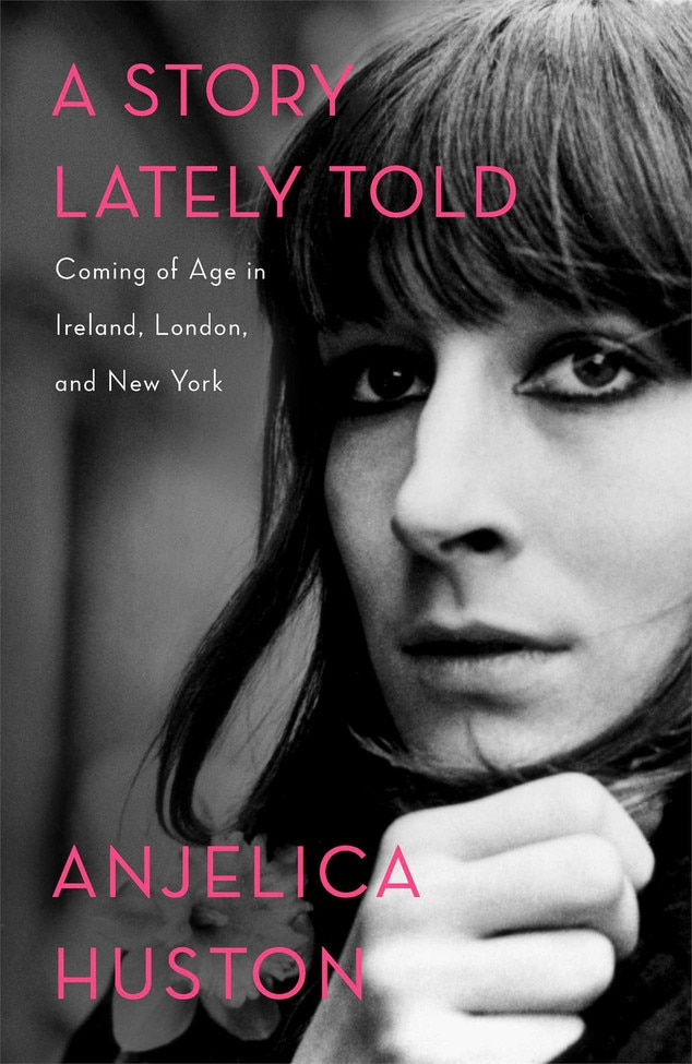 Anjelica is time standing still share