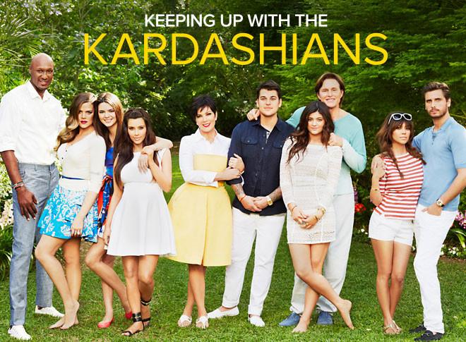 Shows Landing: Kardashians