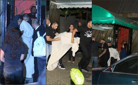 Justin Bieber puteiro termas bordel Rio
