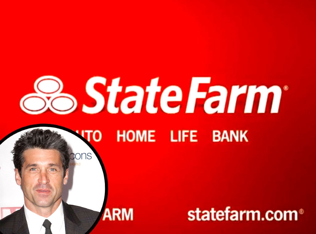 Celebrity Voiceovers, Patrick Dempsey, State Farm