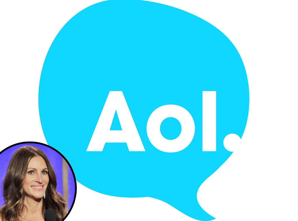 Celebrity Voiceovers, Julia Roberts, AOL