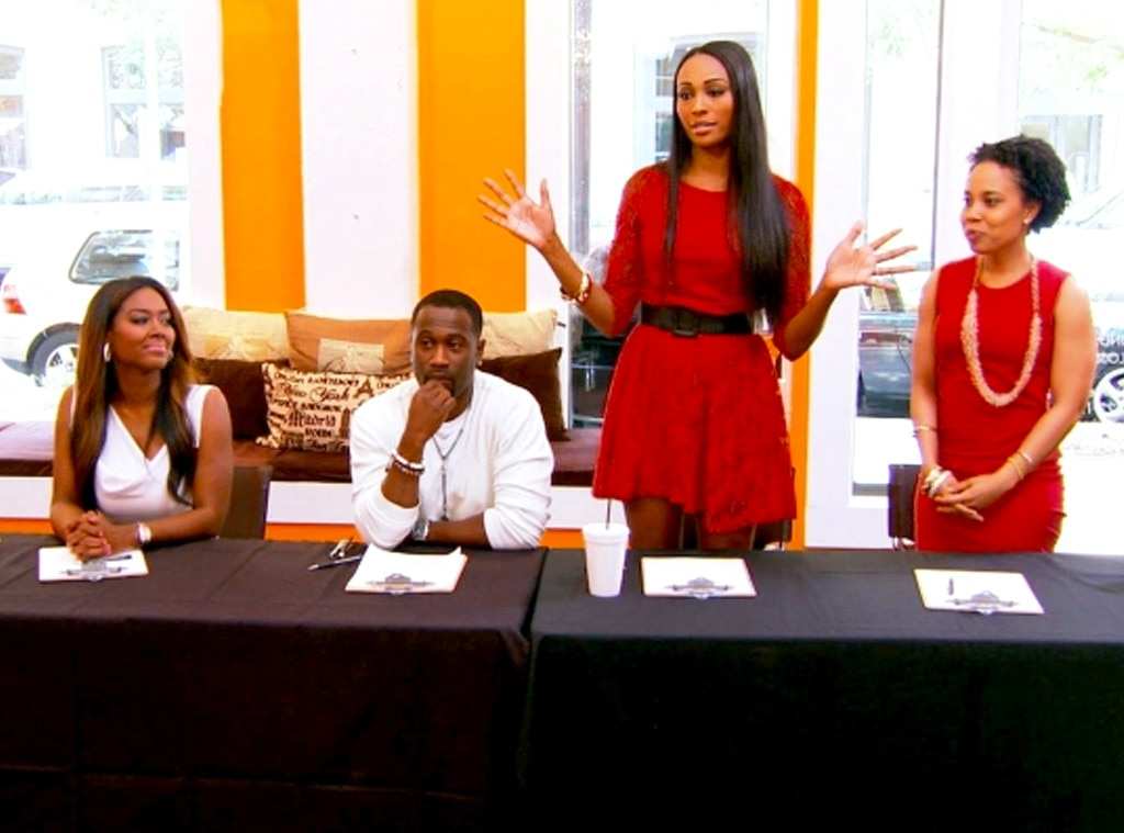 Kenyas outrageous comments at Cynthia?s modeling agency, Real Housewives of Atlanta OMG Moments