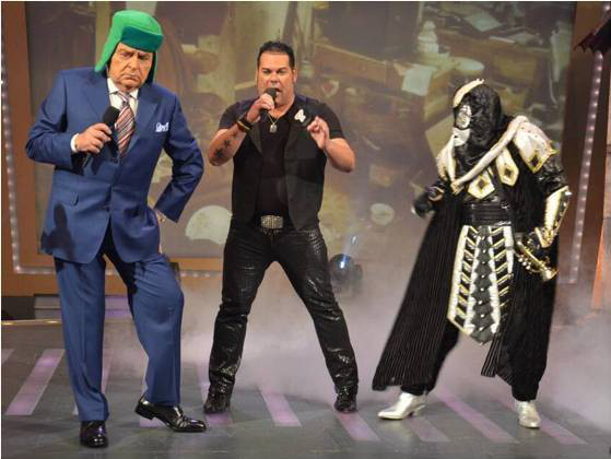 Sabado Gigante, Don Francisco, El chacal