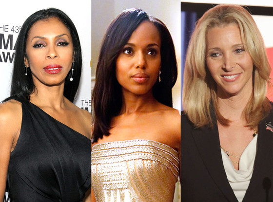 Scandal, Khandi Alexander, Kerry Washington, Lisa Kudrow