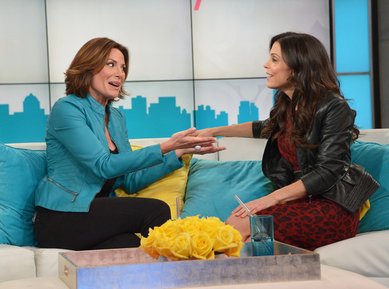 Bethenny, Countess Luann De Lesseps