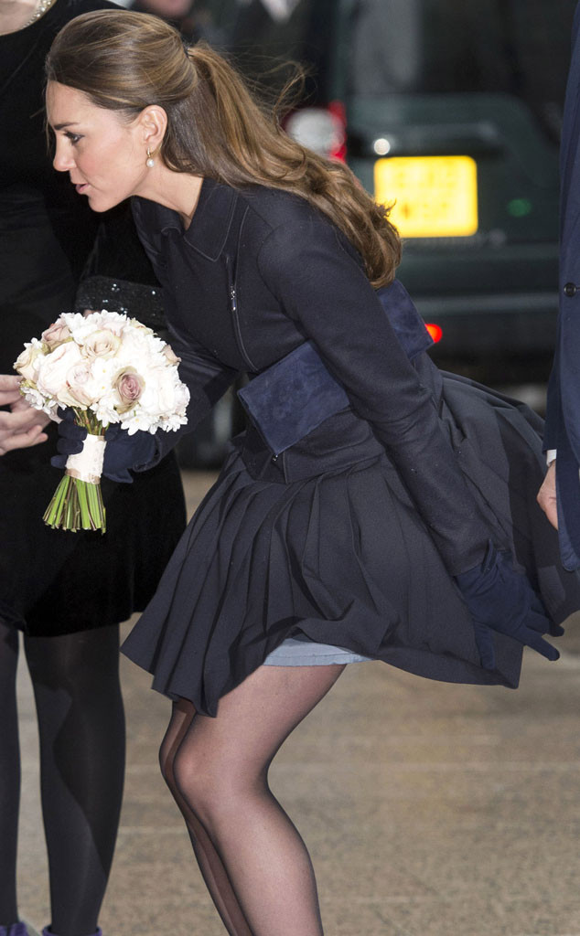 Kate Middleton, Place2Be, Canary Wharf