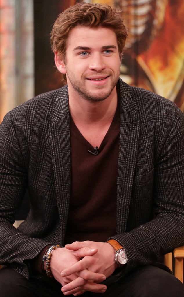 Liam Hemsworth, Good Morning America