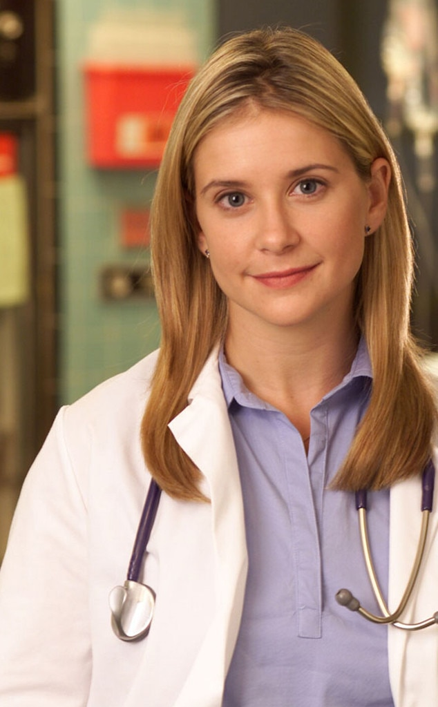 Kellie Martin, ER