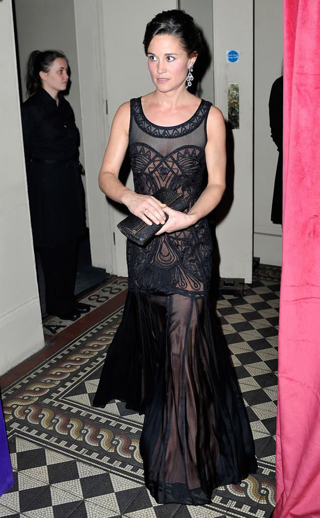 Pippa Middleton, Nico Jackson, Sugarplum Ball, London