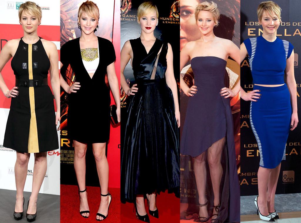 Jennifer Lawrence, Catching Fire