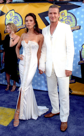 David Beckham, Victoria Beckham, 2003 MTV Movie Awards