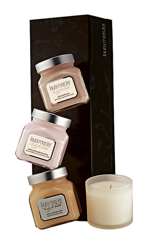 LeAnn Rimes Holiday Gift Guide, Laura Mercier Luxe Quartet