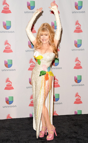 Charo, Latin Grammys