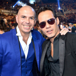 Pitbull, Marc Anthony, Latin Grammys