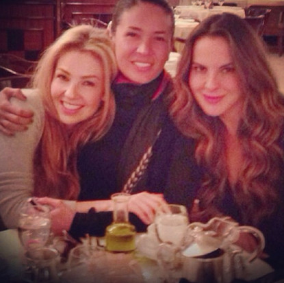 Thalía, Kate del castillo, Yolanda Andrade