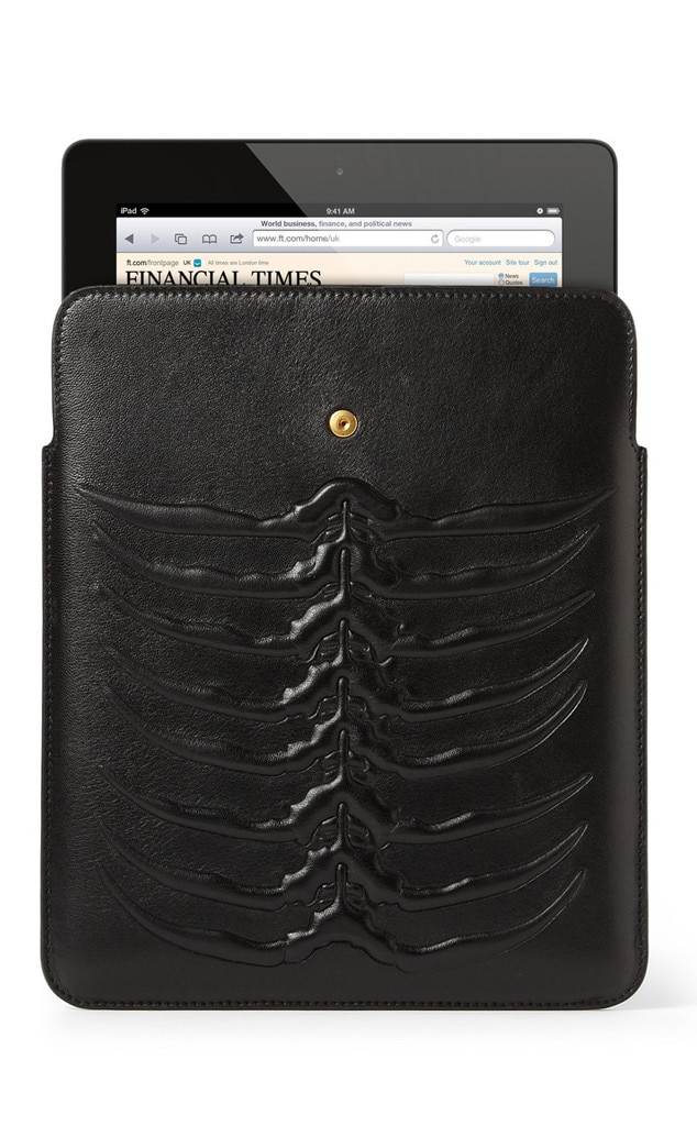 LeAnn Rimes Holiday Gift Guide, McQueen iPad Case