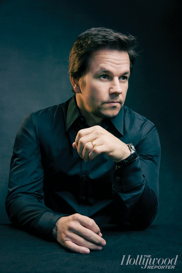 Mark Wahlberg, The Hollywood Reporter