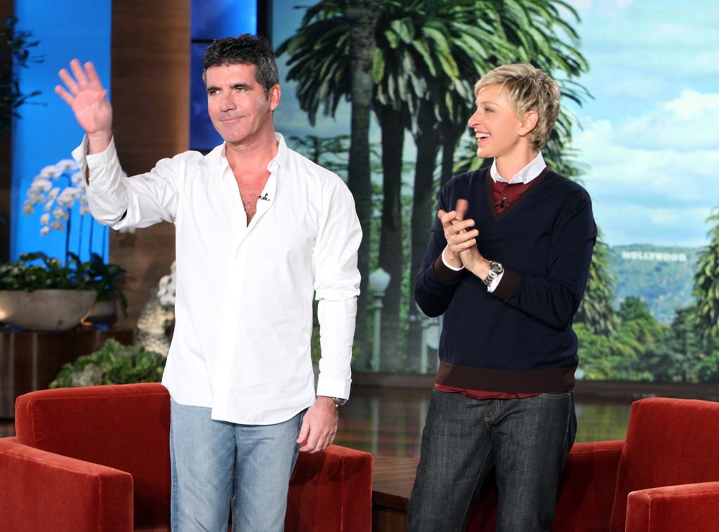 Simon Cowell, Ellen