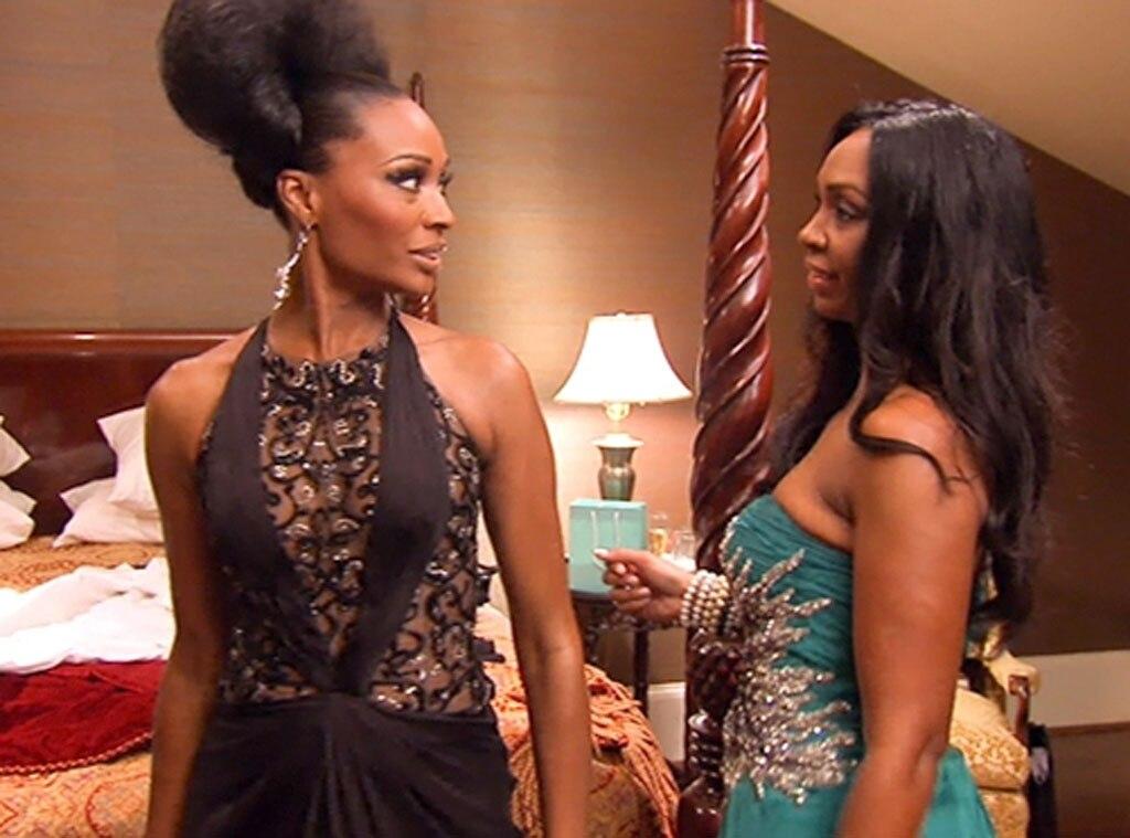 Real Housewives of Atlanta OMG Moments