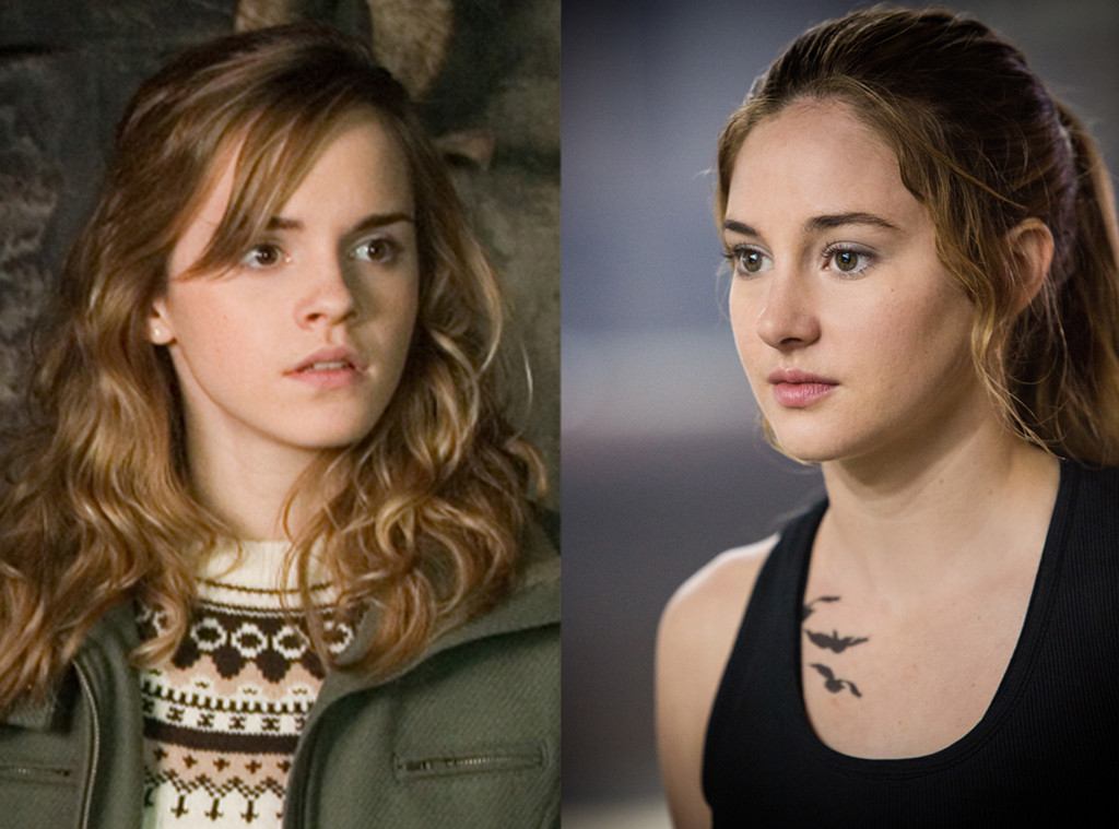 Emma Watson, Shailene Woodley