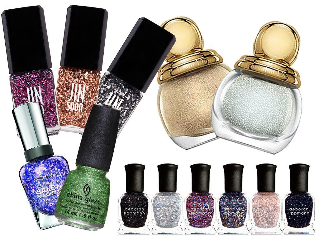 Glitter Gift Guide, Nail Polish
