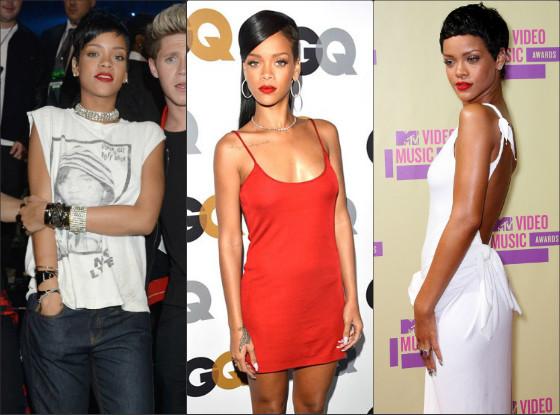 O estilo de Rihanna no Red Carpet