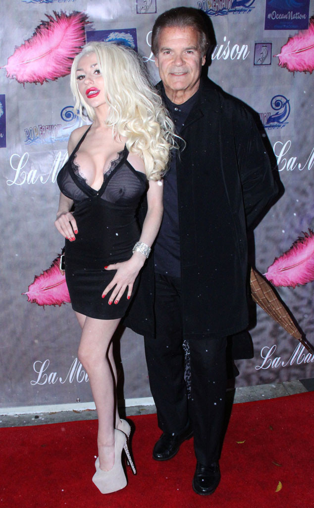 Courtney Stodden, Edward Lozzi, Pop Fashion and Sport Event, Studio City