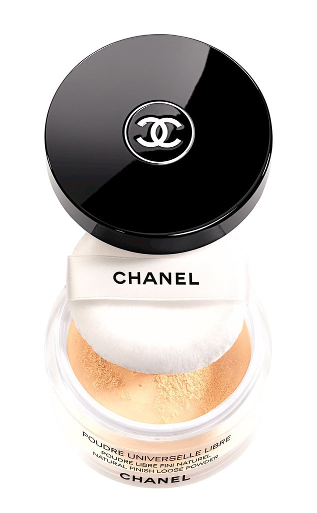 Glitter Gift Guide, Chanel Poudre Universelle Libre Loose Powder in Moon Light