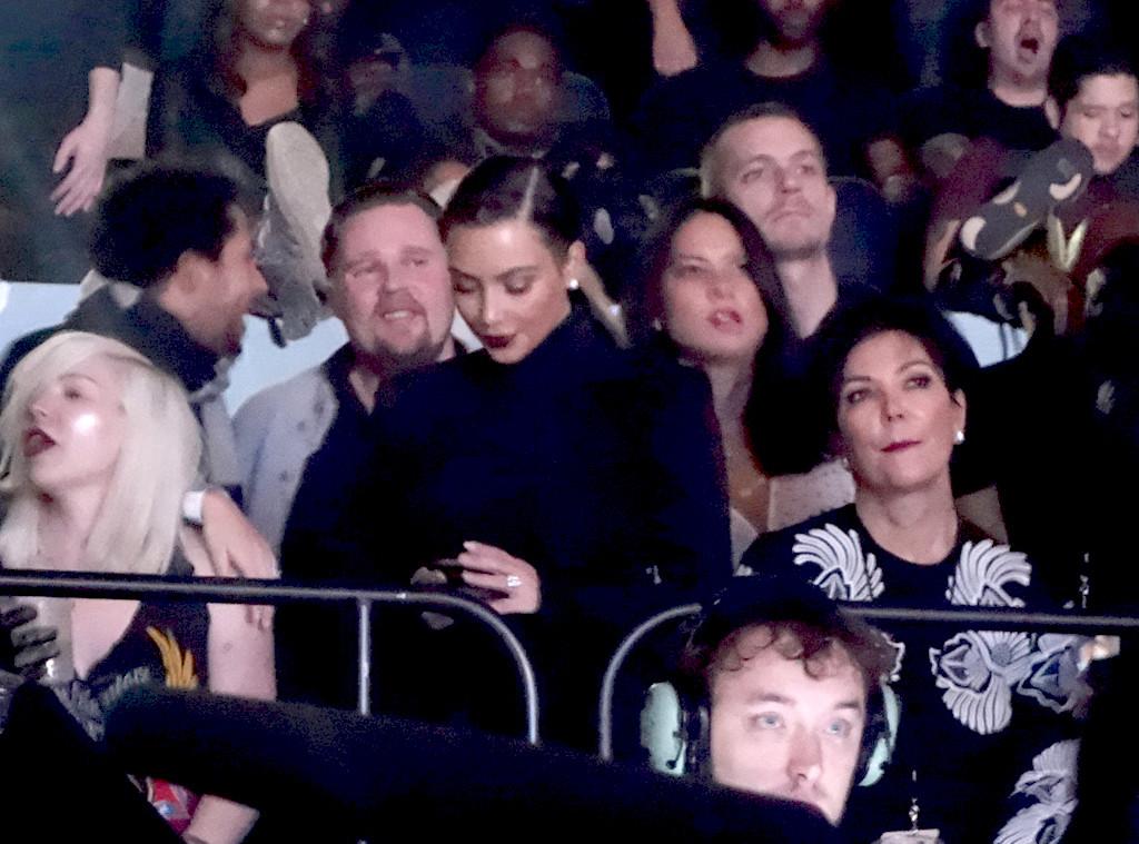 Kim Kardashian, Kris Jenner, Olivia Munn