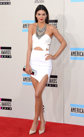 2013 American Music Awards, Kendall Jenner