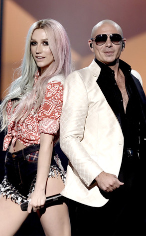 Ke$ha, Pitbull, 2013 American Music Awards