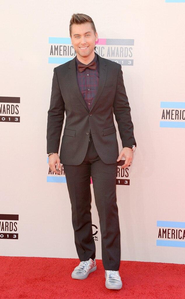 Lance Bass, 2013 American Music Awards